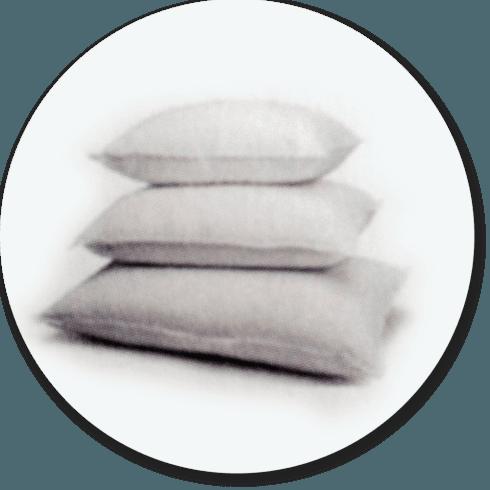 Sanificazione cuscini