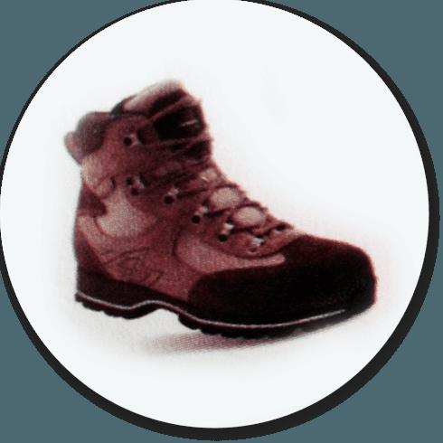 Sanificazione scarpe da lavoro