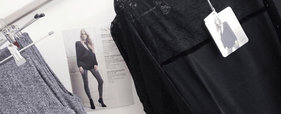 nuova collezione abbigliamento intimo