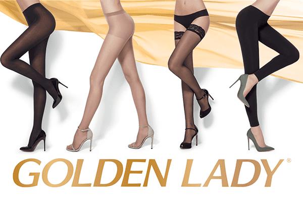 Collant e calze Golden Lady