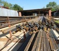 produzione barre in ferro e acciaio
