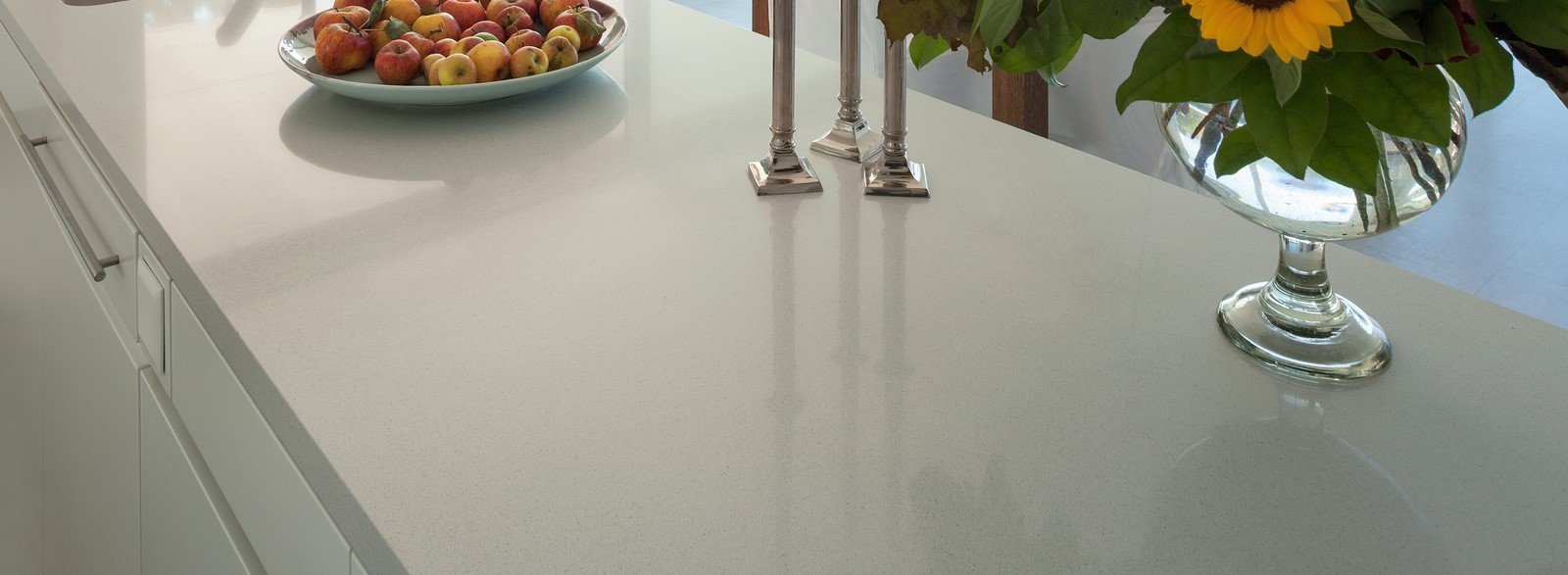 Silestone will not stain