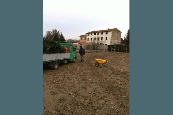 lavori giardini parchi privati