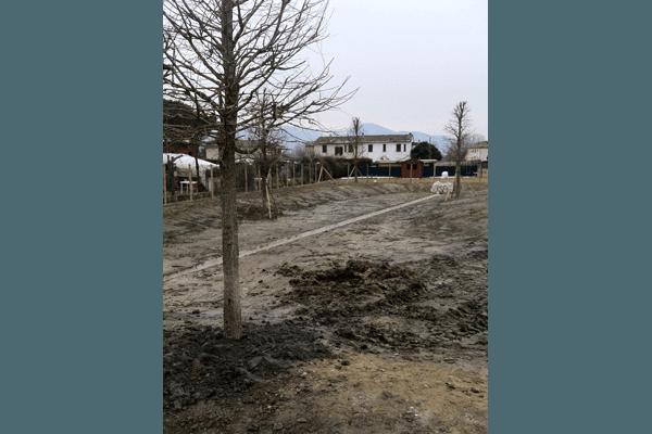 lavori per parchi privati
