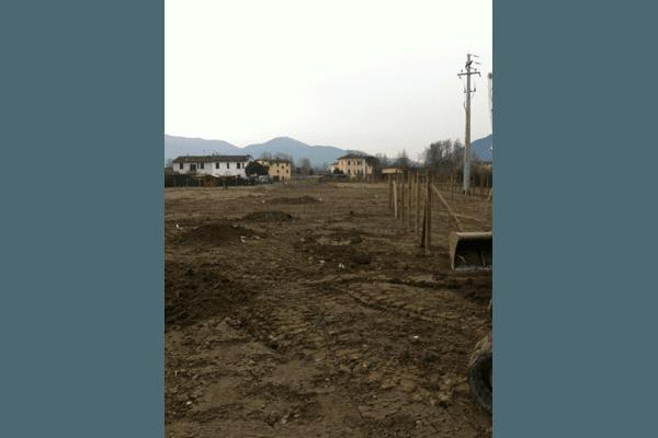 i lavori per parchi privati
