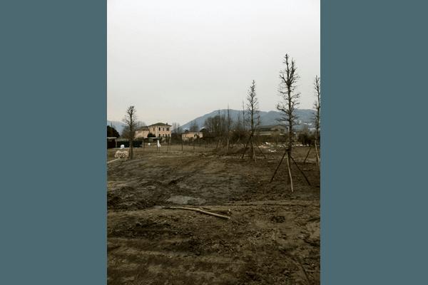 lavori parchi privati