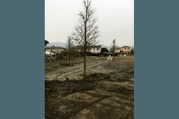 lavoro parchi privati