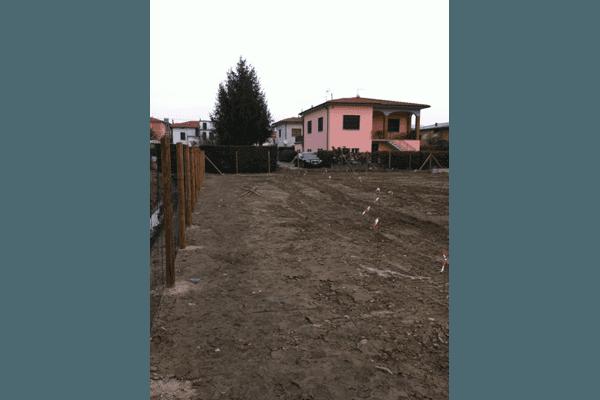 inizio lavori parchi privati