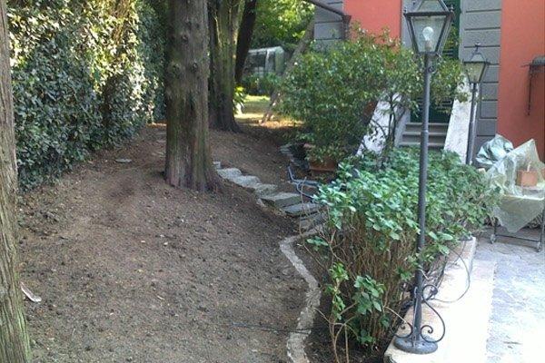 lavori per giardini