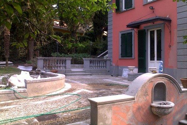 giardino storico privato