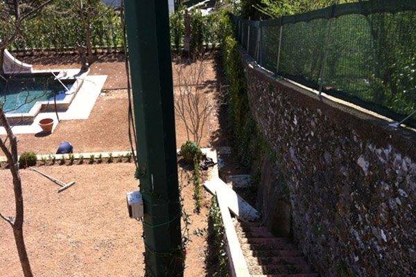 giardino storico piante