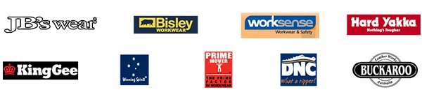 allstate safety products hi vis work wear logos