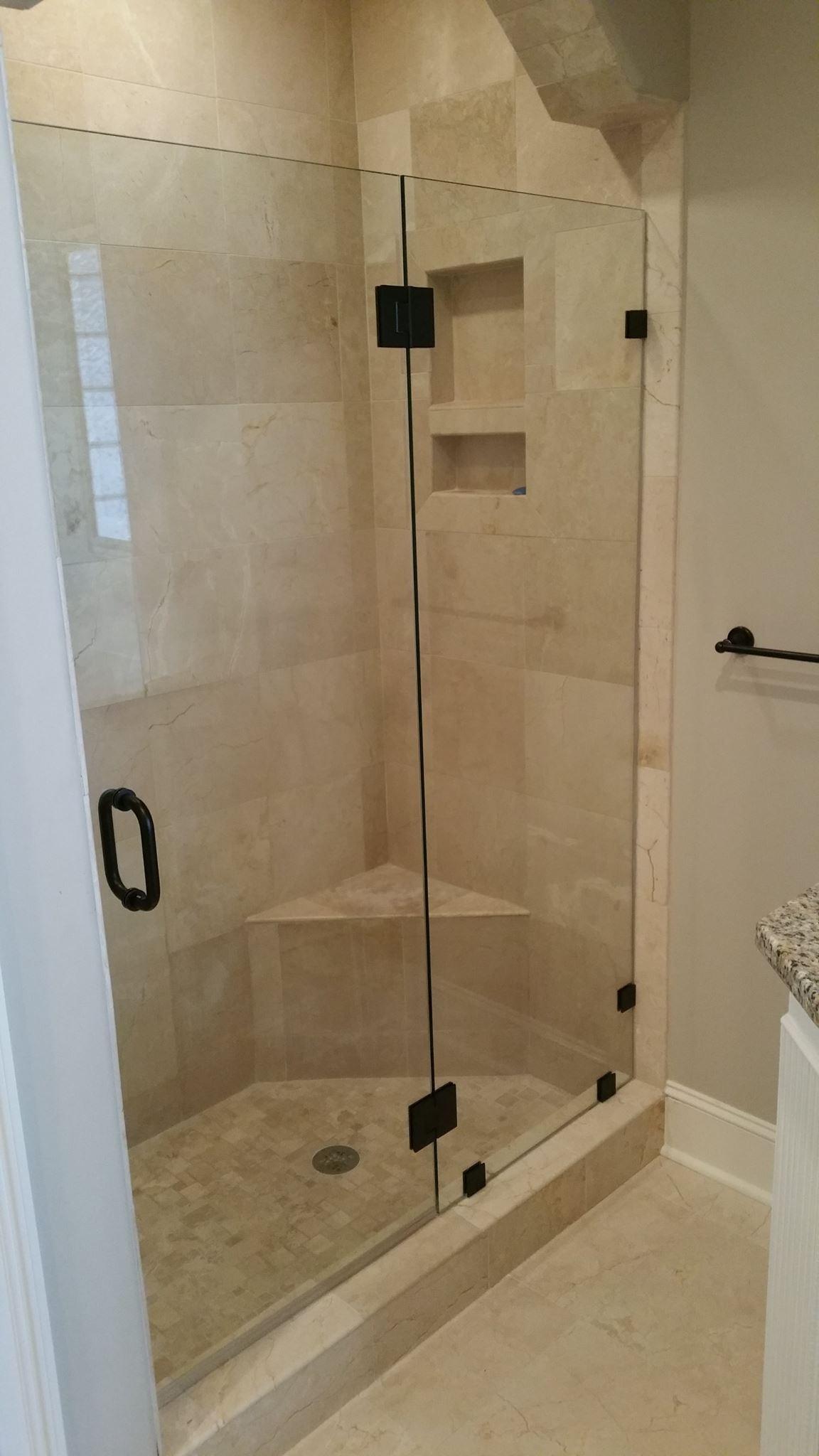 Frameless Shower Doors Carolina Beach, NC