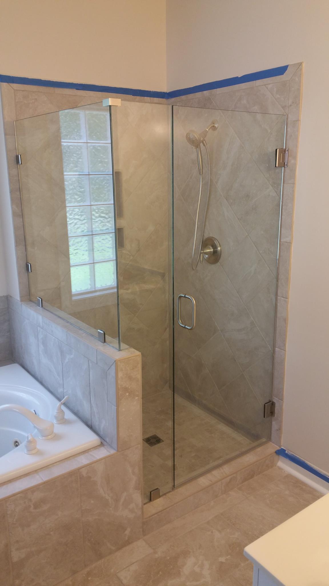 Frameless Shower Doors Southport, NC