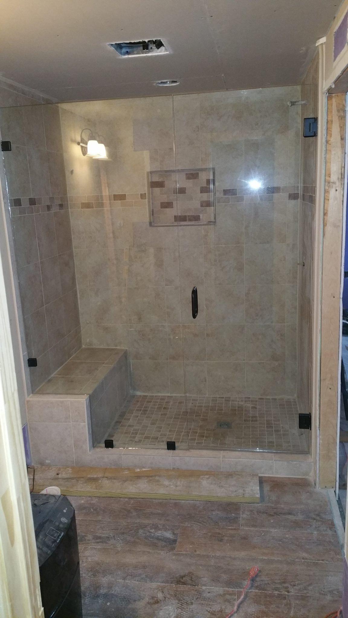 Frameless Shower Doors Hampstead, NC