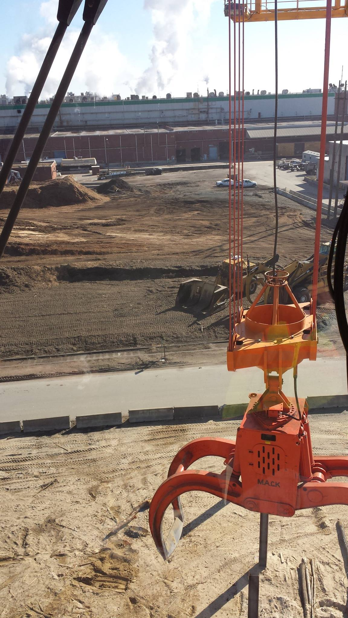 Construction Site Hampstead, NC