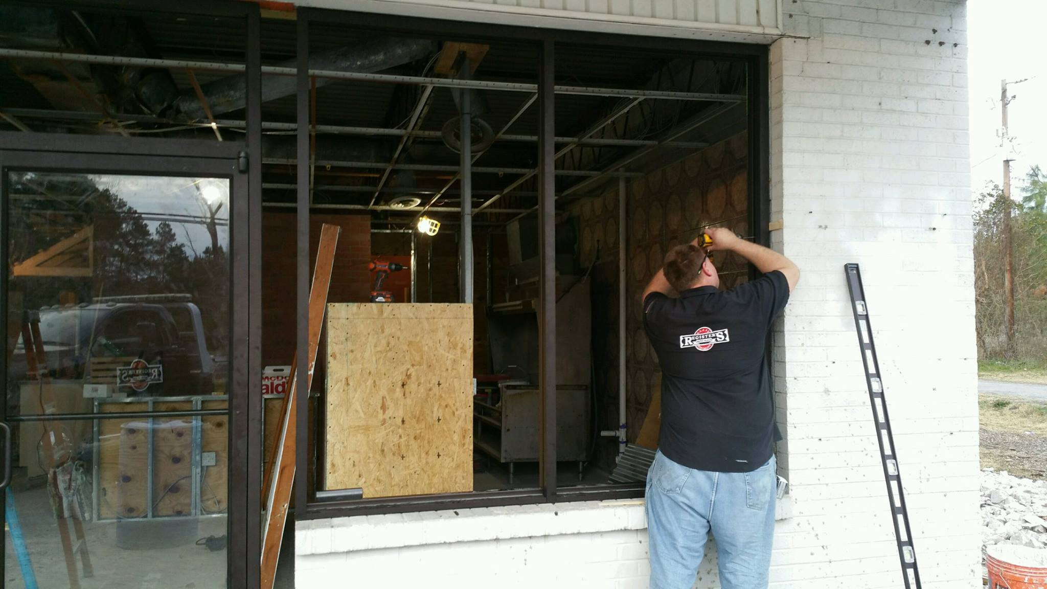 Commercial Glass Replacement Carolina Beach, NC