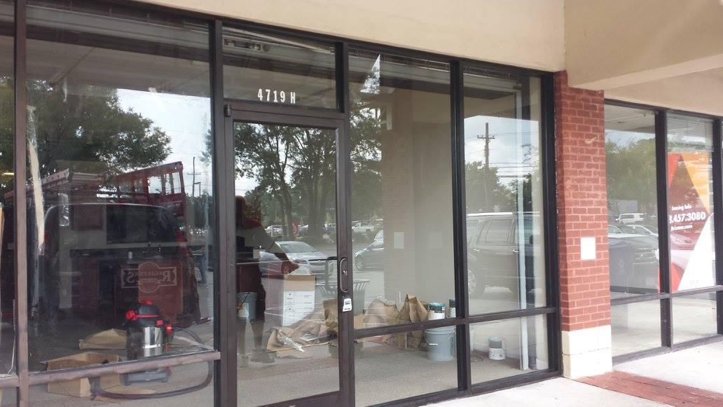 Store Entrance Wilmington, NC