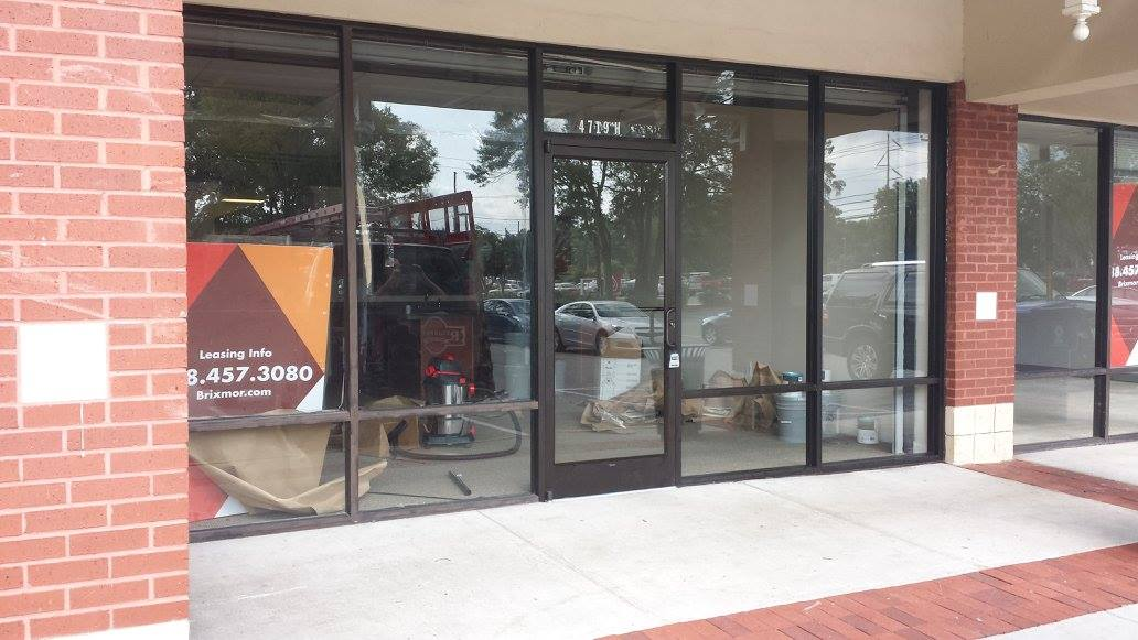 Commercial Glass Replacement Hampstead, NC