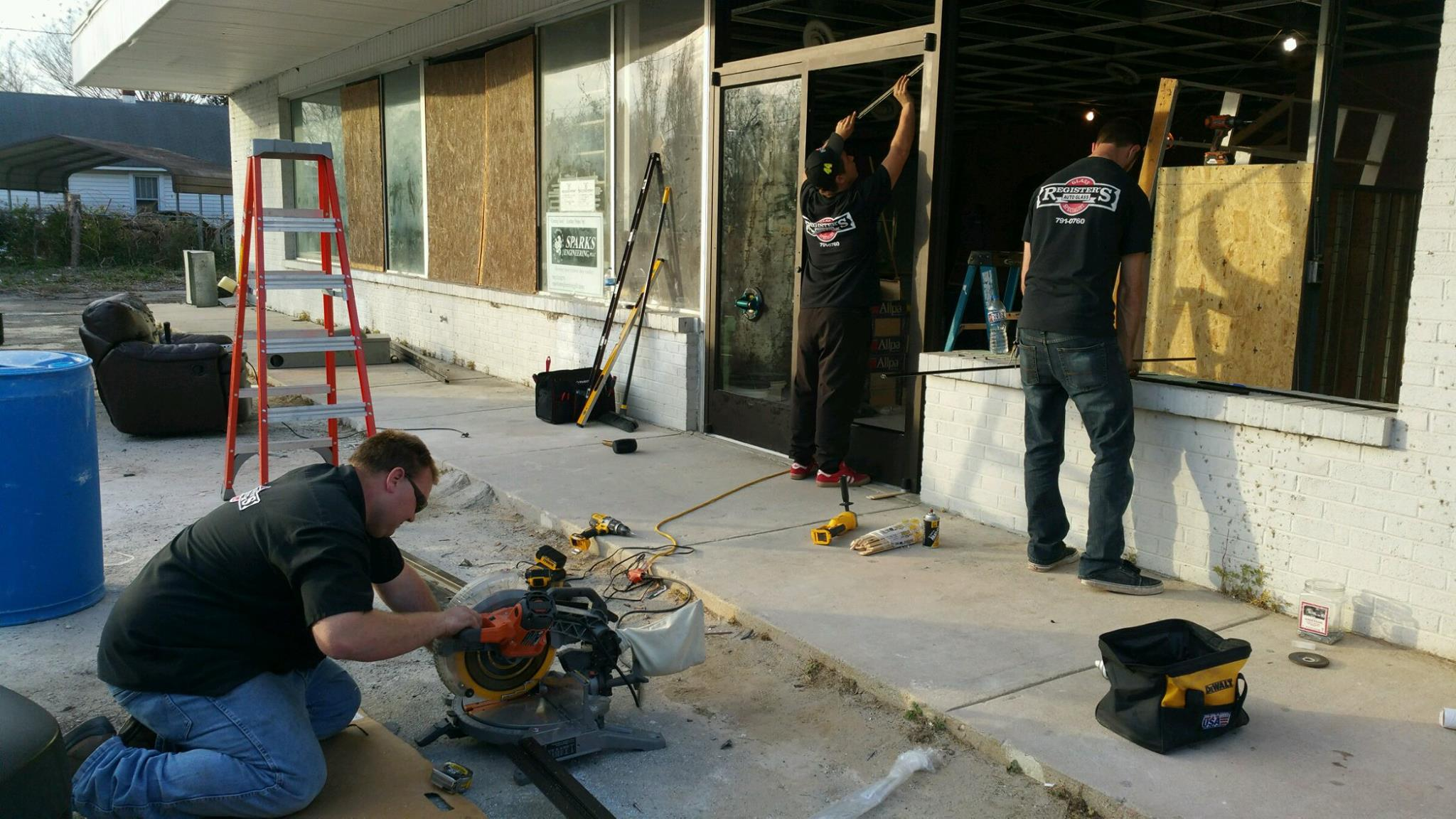 Commercial Glass Replacement Southport, NC