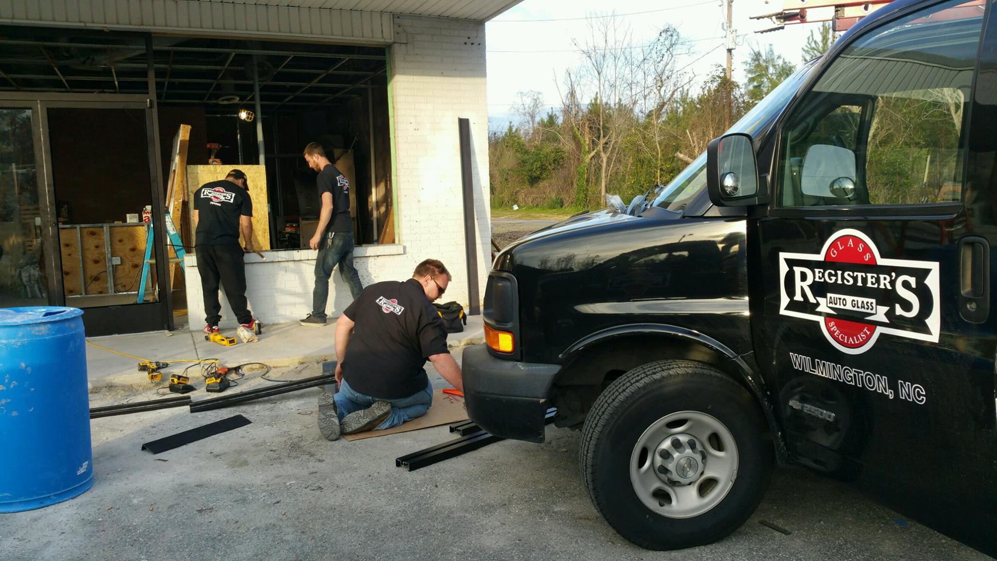 Auto Glass Repair Wilmington Nc