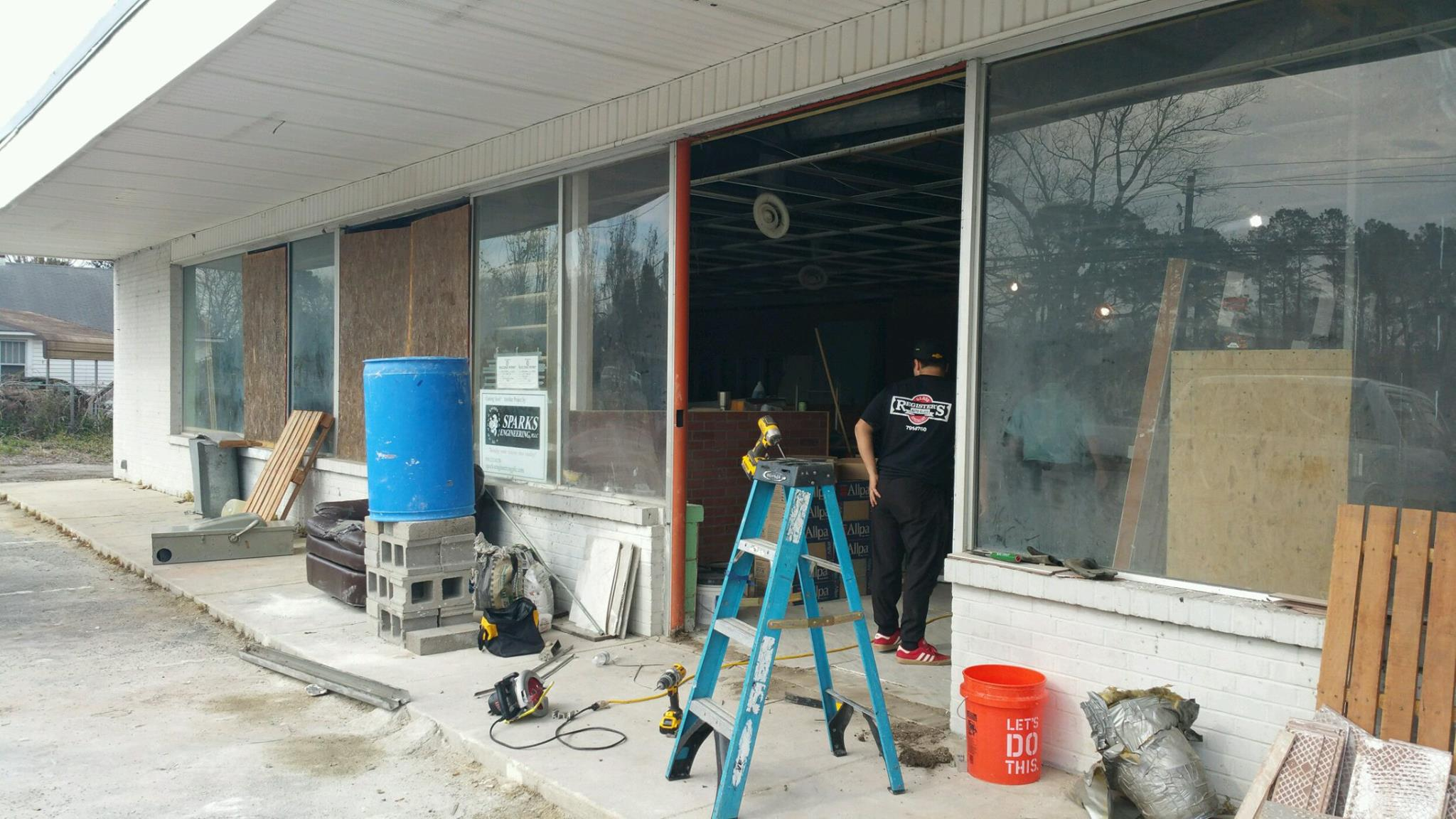 Store Front Window Replacement Southport, NC