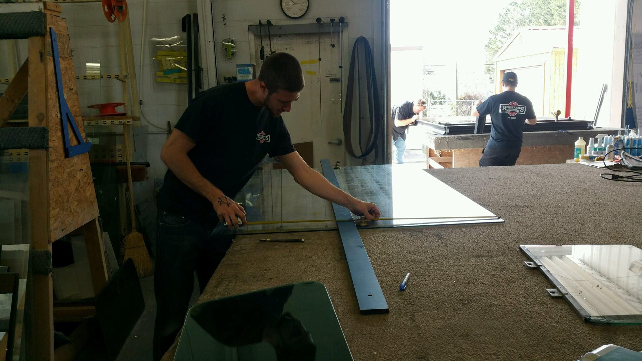 Glass Repair in Hampstead, NC