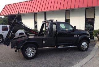 Tow Truck Wilmington, NC