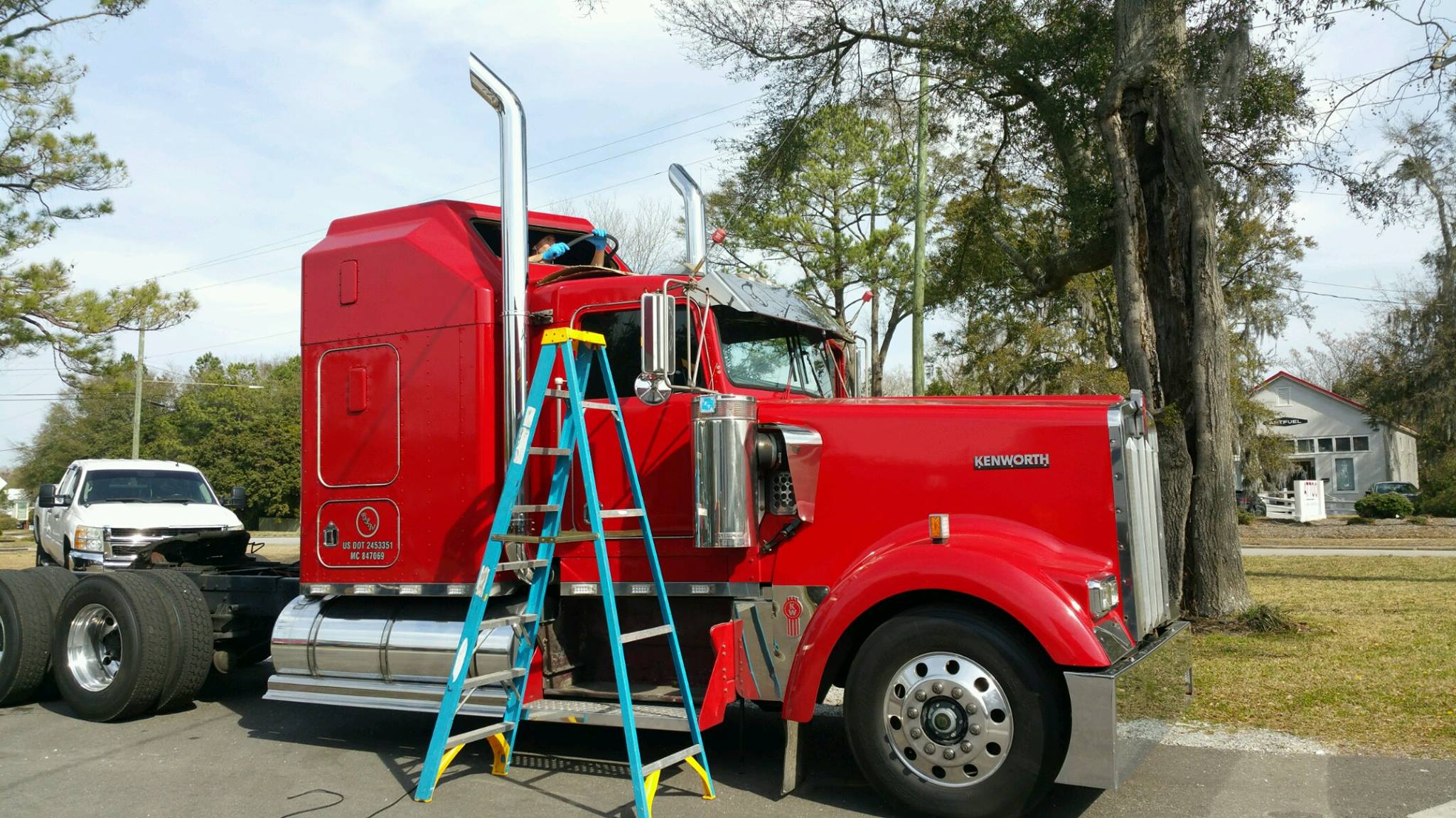 Auto Glass Repair Hampstead, NC
