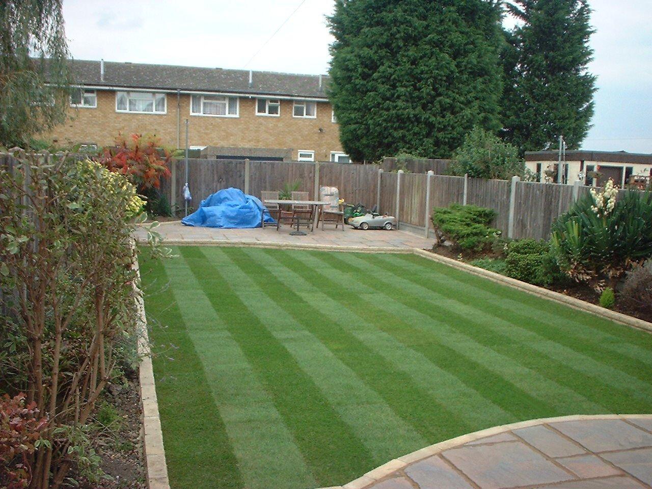designer lawn