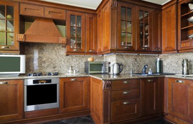Custom made kitchen cabinets in Alstonville