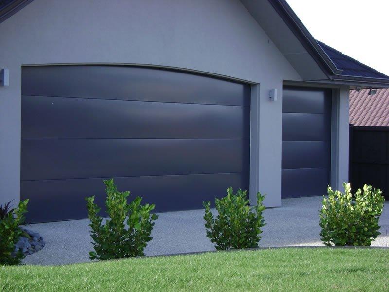 flatline garage door