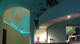Impianto elettrico di illuminazione Bar Blender Taggia