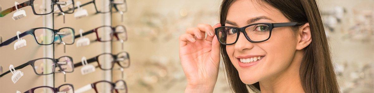 mark prince optometrist girl with glasses