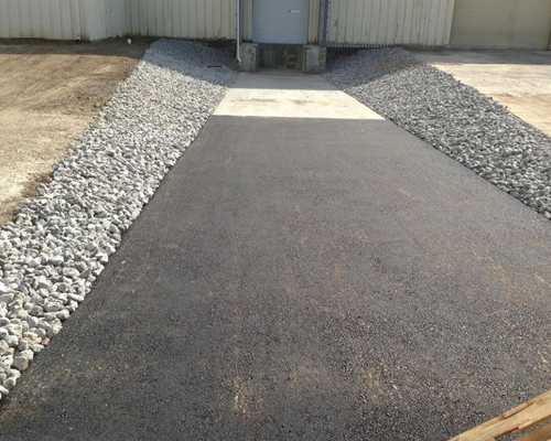 Asphalt paving in Cincinnati