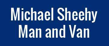 Michael Sheehy Man and Van Company Logo