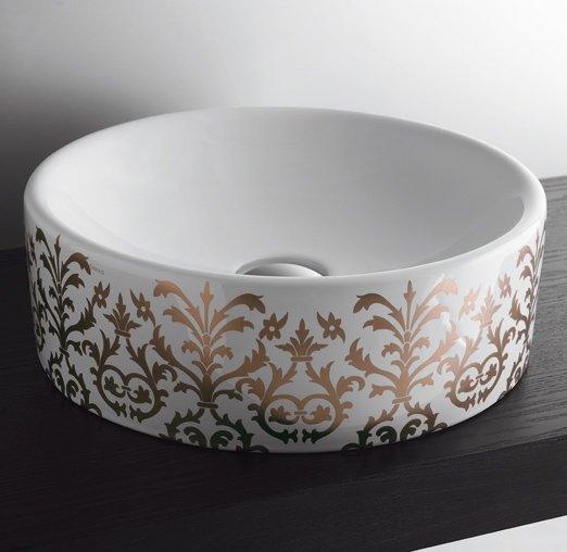 lavandini moderni con disegni