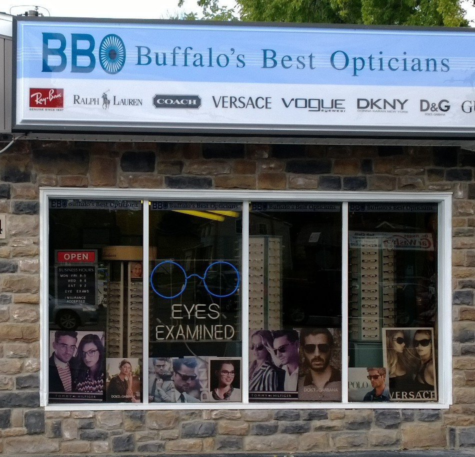Buffalo's Best Opticians Depew, NY