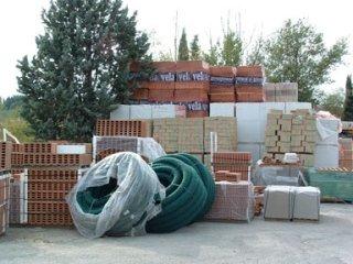 Materiali per ristrutturazioni