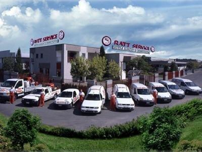 Ratt Service Pavia