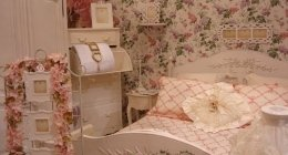 mobili, letto, copriletto