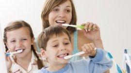 igiene orale, prevenzione carie, pulizia denti
