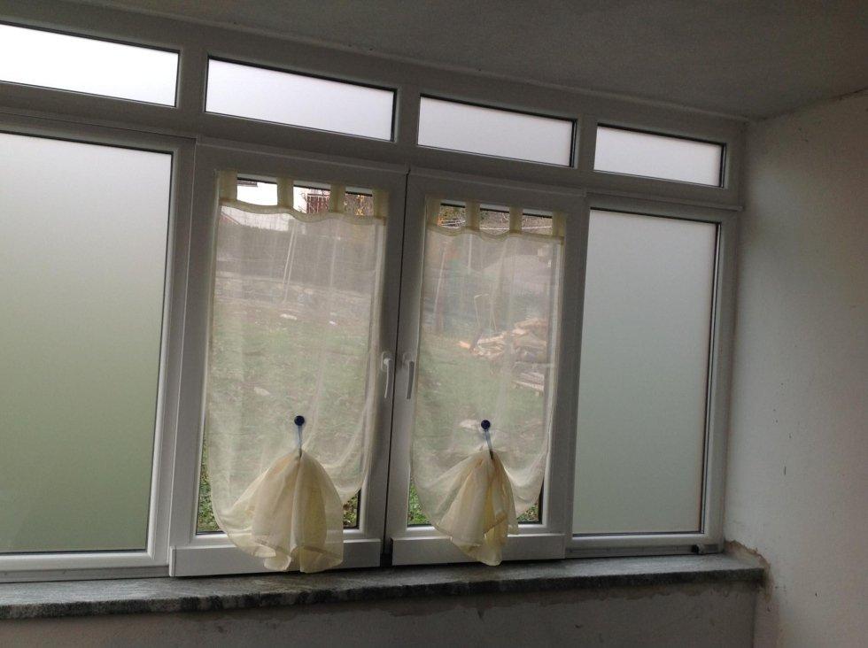 Realizzazione finestre in legno ed alluminio