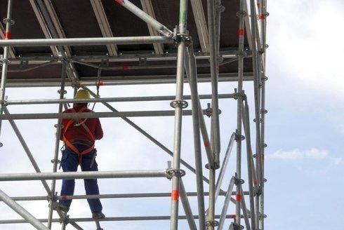 Noleggio e montaggio ponteggi edili