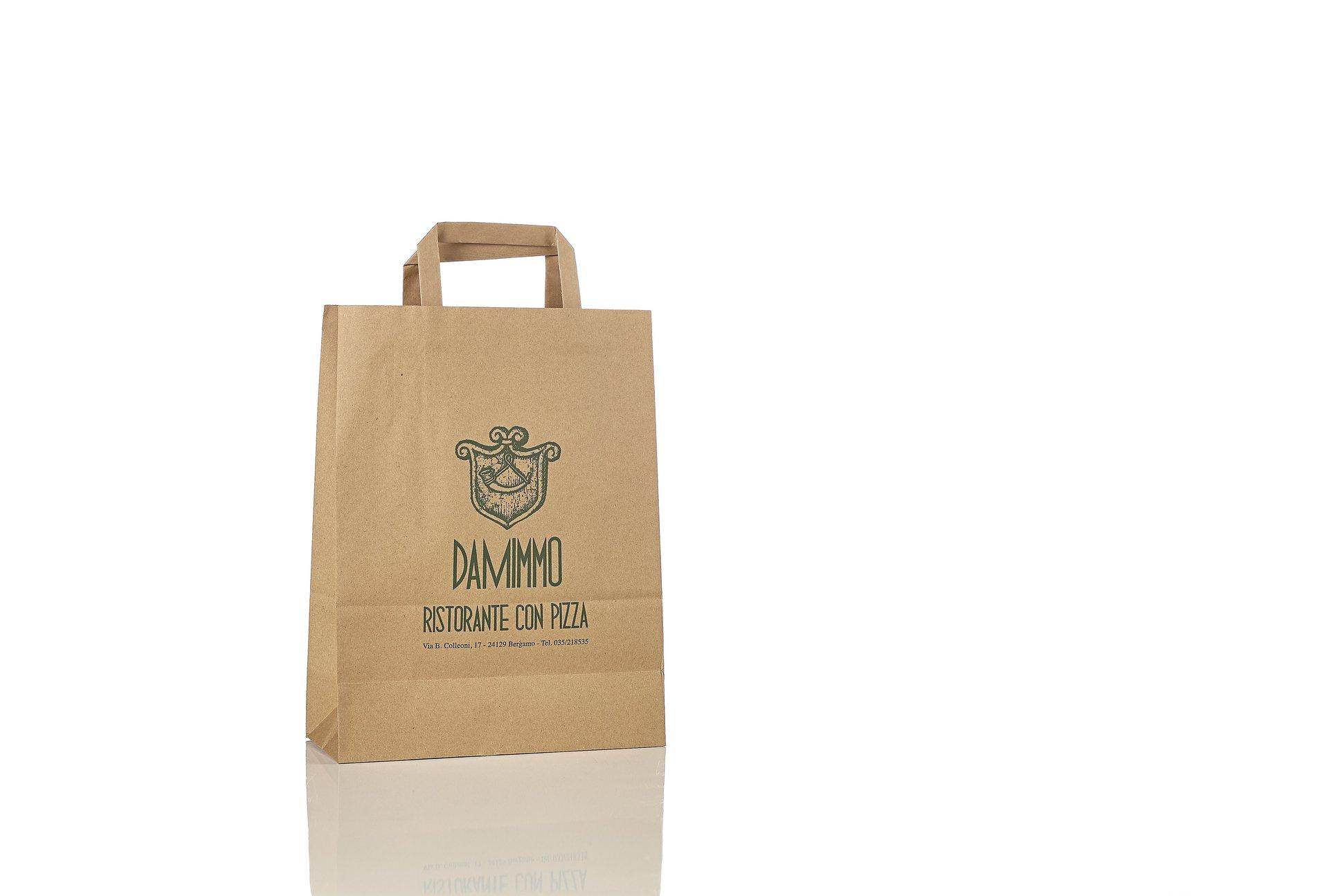 sacchetto personalizzato