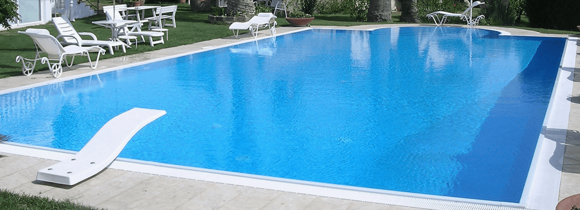 piscina rettangolare