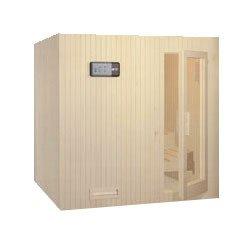 sauna bosco rettangolare spostata verso destra