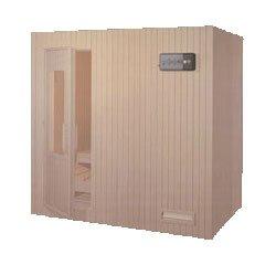 sauna bosco rettangolare spostata verso sinistra