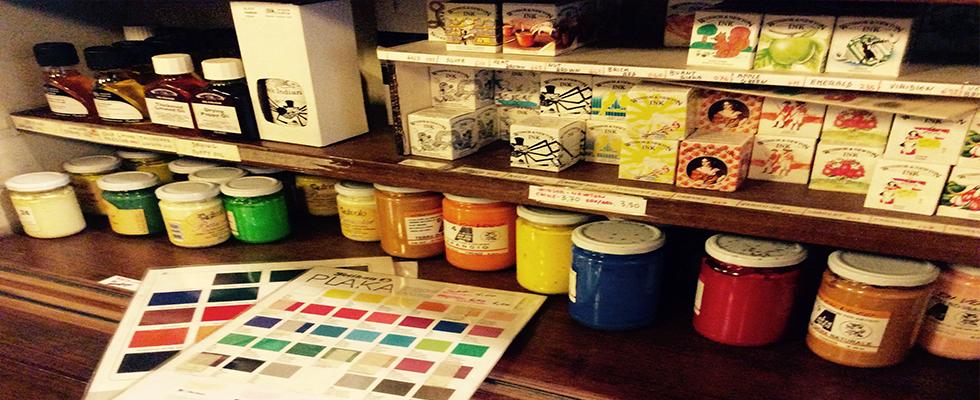 colori professionali per dipingere