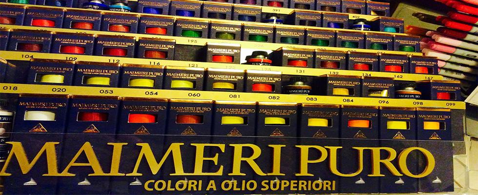 colori maimeri puro